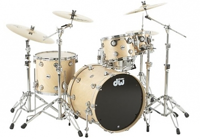 DW Collector's Series Drum Satin Oil (Burned Toast Fade)